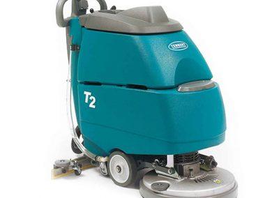 T2 Walk-Behind Compact Floor Scrubber