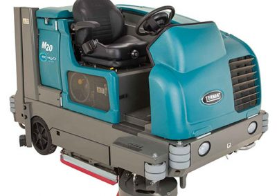 M20 Ride-On Sweeper-Scrubber