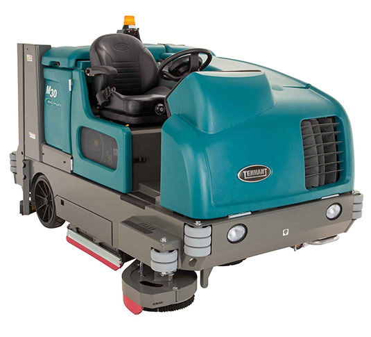 M30 Ride-On Sweeper-Scrubber