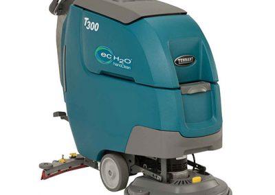 T300 / T300e Walk-Behind Floor Scrubbers