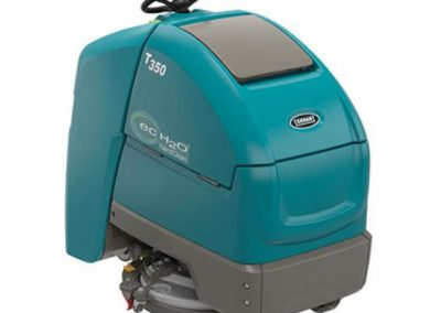 T350 Stand-On Floor Scrubber