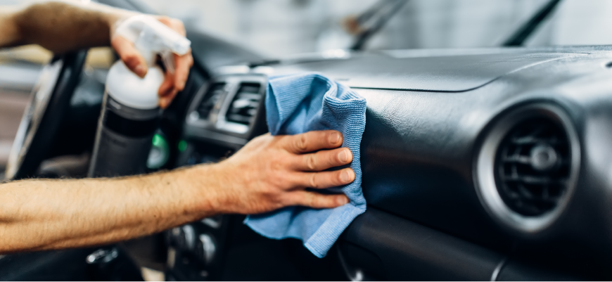 5 Cleaning Tips to Keep Your Car Looking New