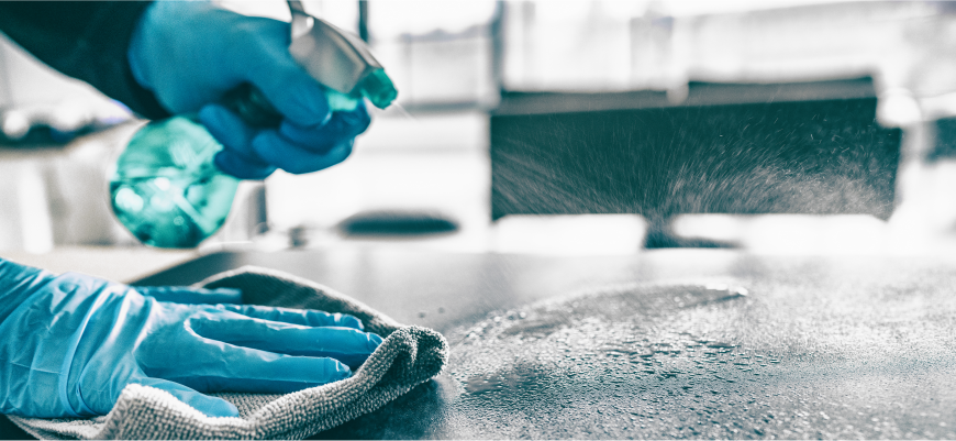 Disinfectant Use & Claims Guide