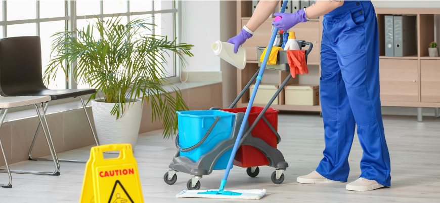 Ways to Reduce Injury Risk to Janitors